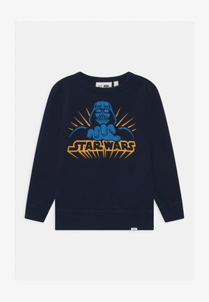 BOY VADER CREW - Sweater - blue galaxy