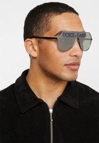 Dolce&Gabbana - Sunglasses - gunmetal - 1
