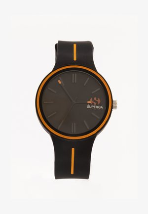 Hodinky - nero/arancione