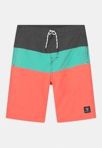 Brunotti - CATAMARAN - Swimming shorts - flamingo pink - 0