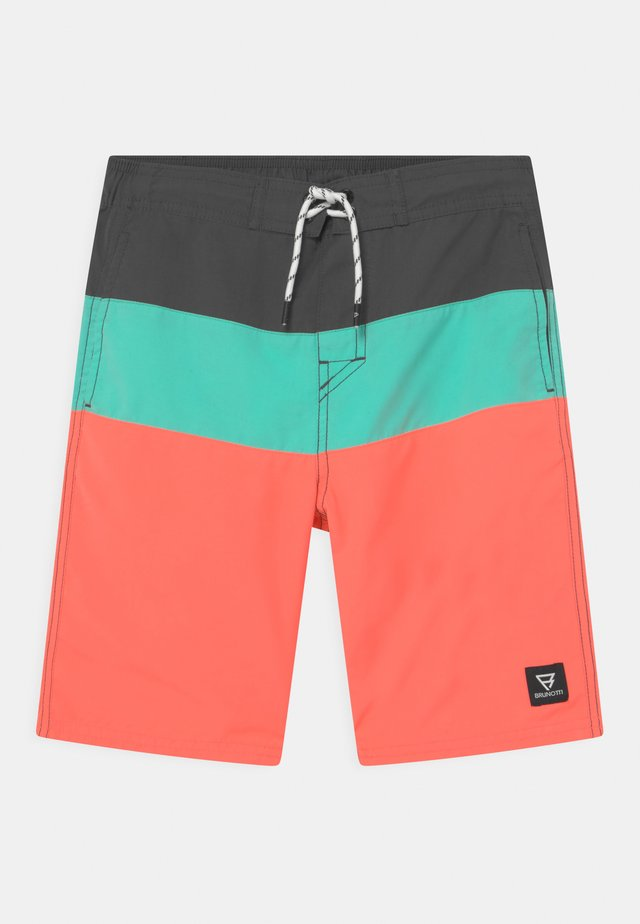 CATAMARAN - Swimming shorts - flamingo pink