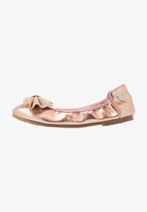 CATIE PARTY BOW - Ballet pumps - rose disco