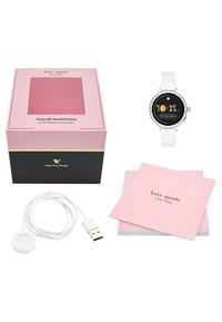 kate spade new york - RAVEN - Smartwatch - white - 4
