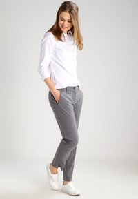 GANT - Button-down blouse - white - 1