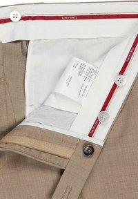 CG – Club of Gents - BAUKASTEN  - Suit trousers - beige mittel - 3