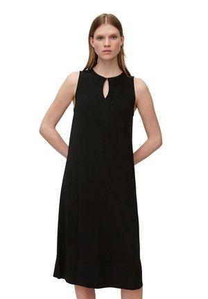 JERSEY DRESS - Day dress - black