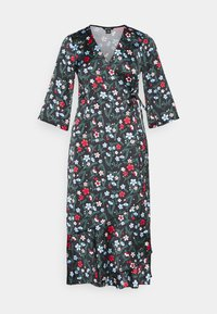Monki - AMANDA DRESS - Day dress - black - 3