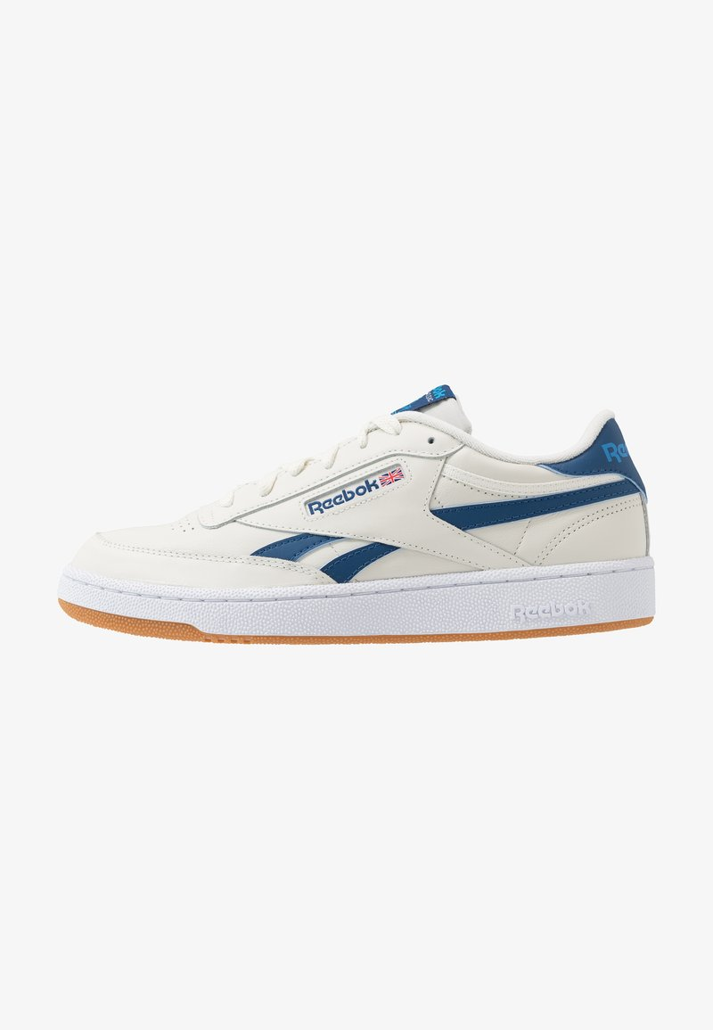 Reebok Classic - CLUB C REVENGE - Joggesko - chalk/blue/white