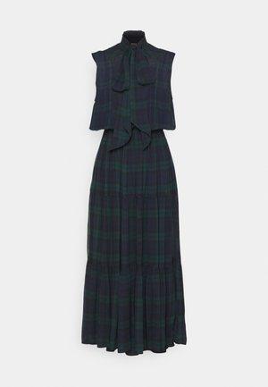 COHN SLEEVELESS DRESS - Robe d'été - blackwatch plaid