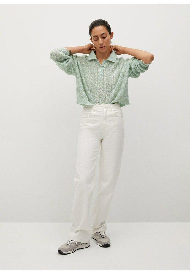 SAFARI - Poloshirt - pastelgroen