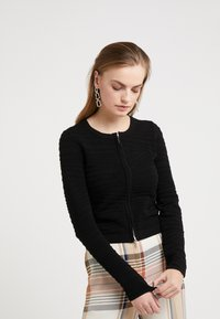 HUGO - SISTINY - Cardigan - black - 0