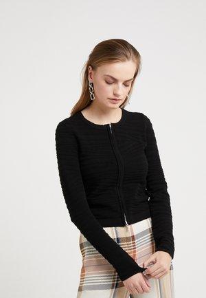 SISTINY - Cardigan - black