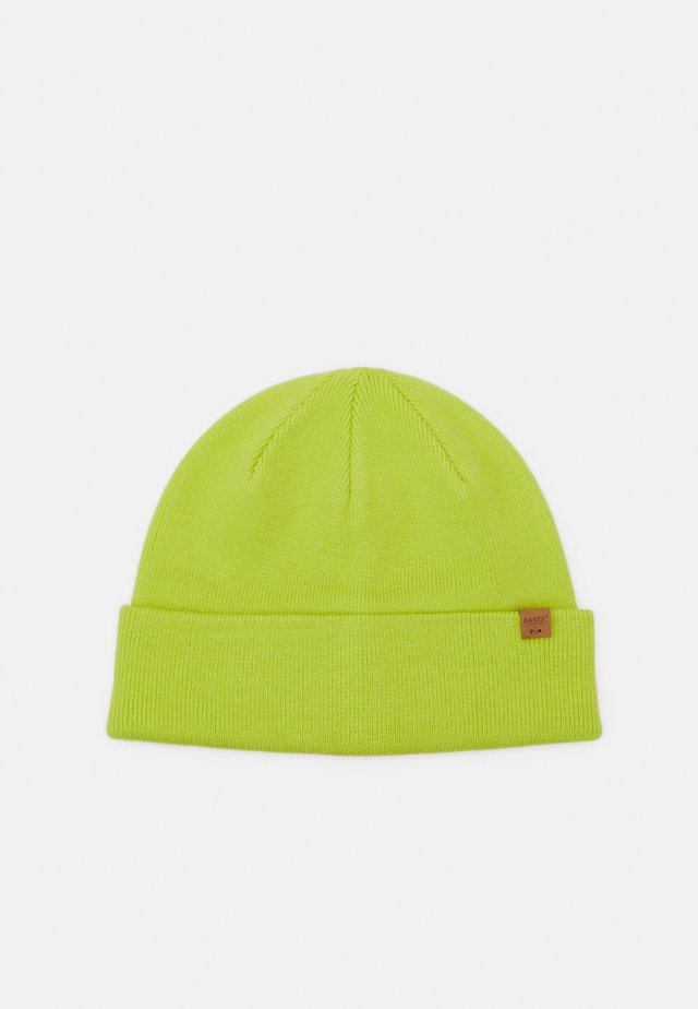 WILLES BEANIE UNISEX - Muts - fluorecent yellow