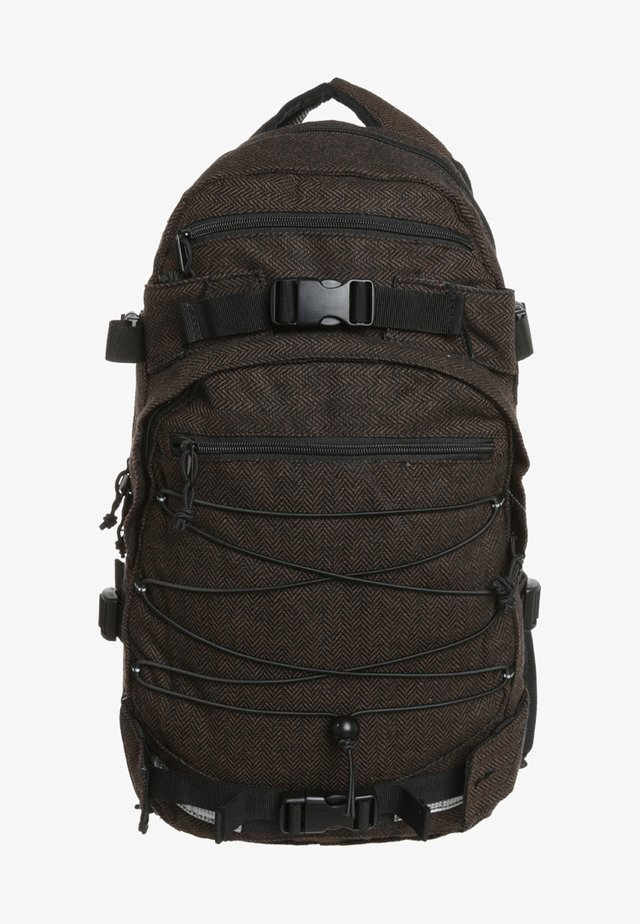 NEW LOUIS - Rucksack - flannel brown