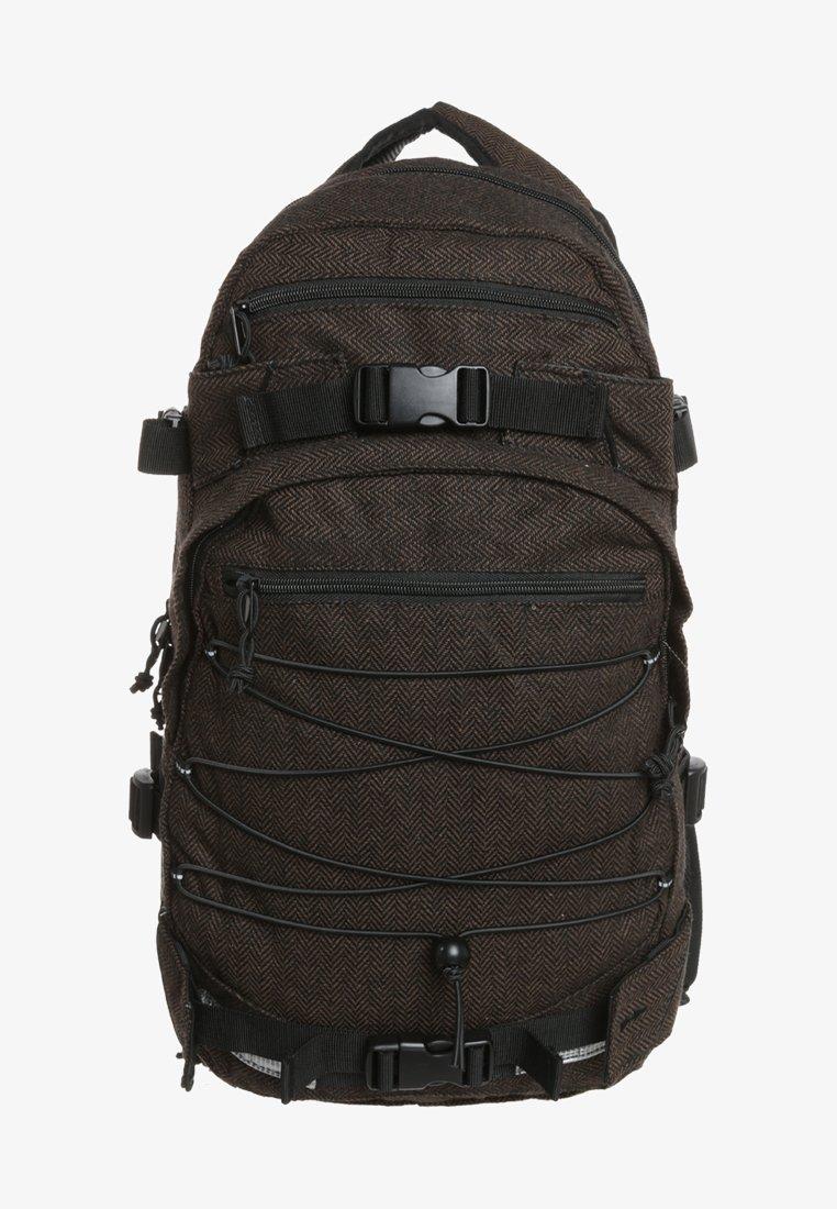 Forvert - NEW LOUIS - Rucksack - flannel brown