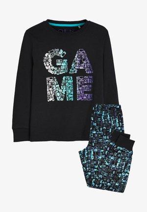 Pyjama bottoms - purple