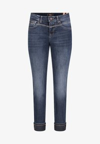 MAC Jeans - Slim fit jeans - mid night used - 0
