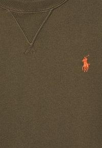 Polo Ralph Lauren - LONG SLEEVE - Felpa - expedition olive - 2