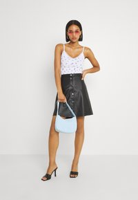 BDG Urban Outfitters - TRIM CAMI - Top - white - 1
