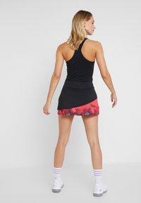 Ellesse - VIBAL - Sportovní sukně - black - 2