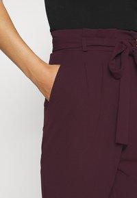 JDY - JDYTANJA PANT - Trousers - winetasting - 5