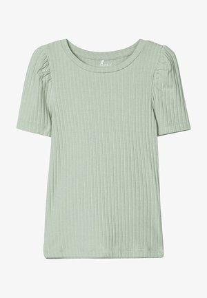 Basic T-shirt - desert sage