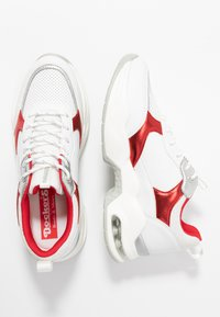 Dockers by Gerli - Trainers - weiss/rot - 3