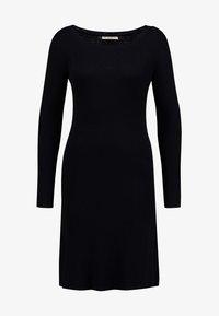 Love Copenhagen - MARYL DRESS - Jumper dress - pitch black - 4