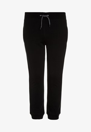 NKMSWEAT PANT  - Pantalon de survêtement - black