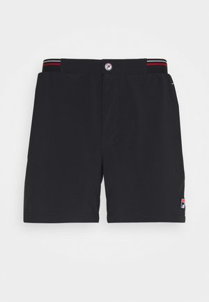 STEPHAN - Sports shorts - black