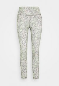 Sweaty Betty - SUPER SCULPT CROPPED YOGA LEGGINGS - Legging - green alert - 3
