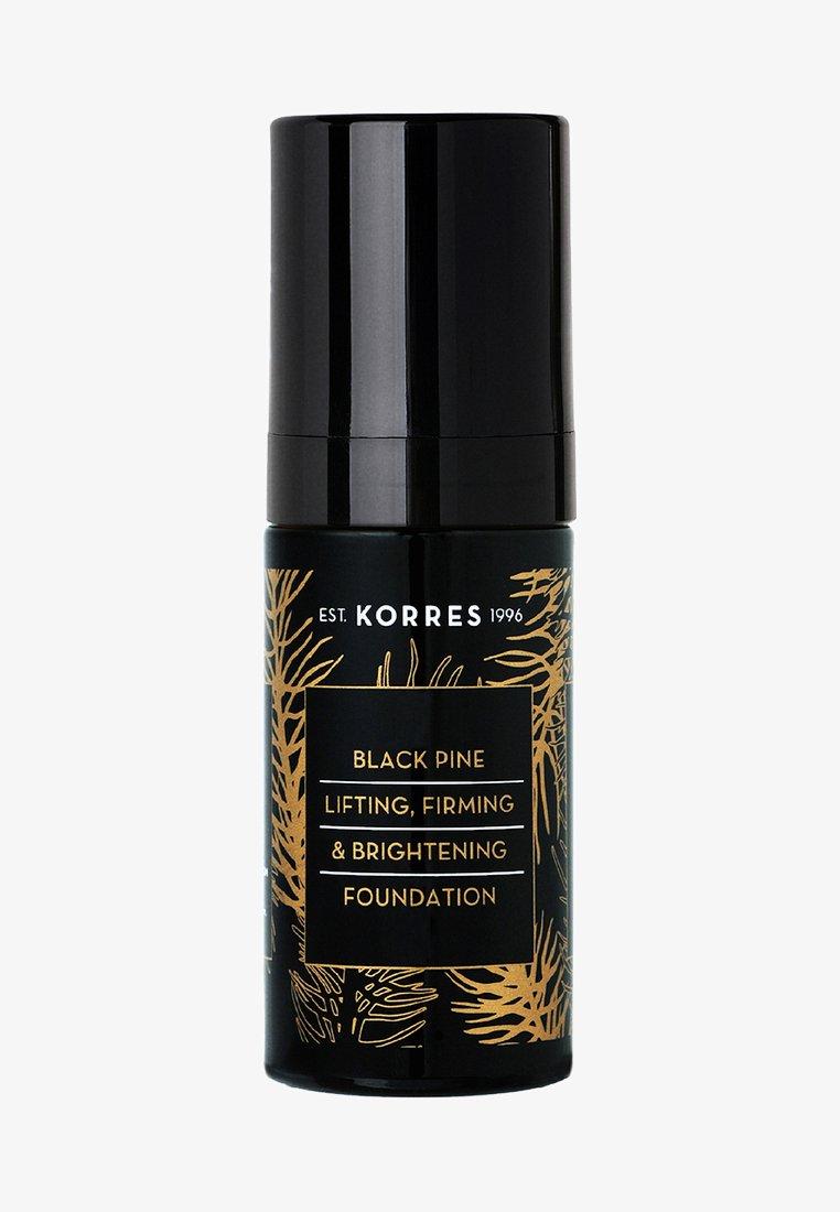 Korres - BLACK PINE FOUNDATION - Foundation - bpf00