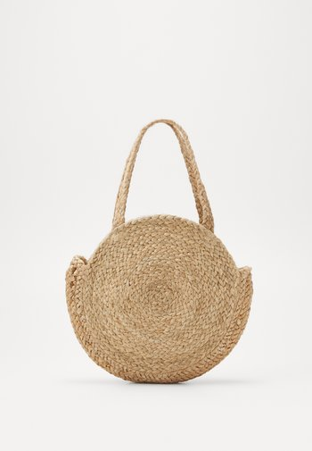 HAMLIN BAG - Handbag - nature