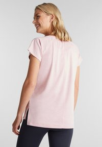 Esprit Sports - MIT E-DRY - Sports shirt - light pink - 2