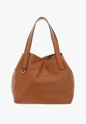 MILA  - Tote bag - caramel