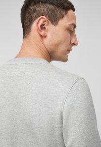 QS by s.Oliver - IM MELANGE-LOOK - Sweatshirt - grey melange - 3