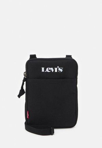 MINI CROSSBODY UNISEX - Across body bag - regular black