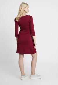 Envie de Fraise - RESA - Robe en jersey - burgundy - 2