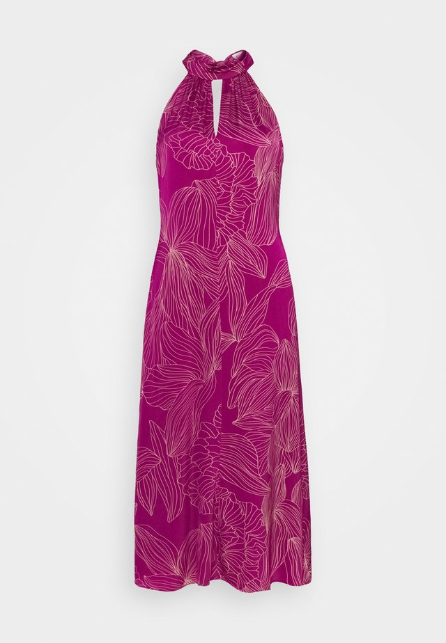ADRIAN HIBISCUS  - Cocktail dress / Party dress - magenta