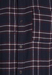 Jack & Jones - JJPLAIN CHECK - Skjorta - navy blazer - 7