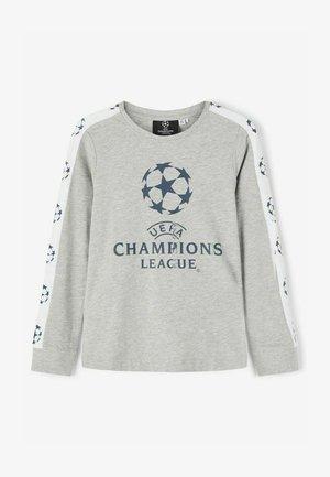 UEFA CHAMPIONS LEAGUE - Sweatshirt - grey melange