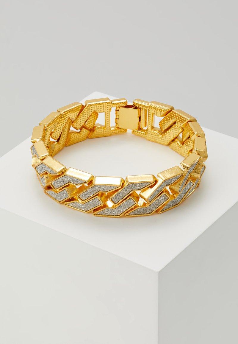 Urban Classics - GLITTER BRACELET - Bracelet - gold-coloured