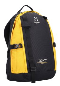 Haglöfs - TIGHT SMALL - Rucksack - true black/pumpkin yellow - 4