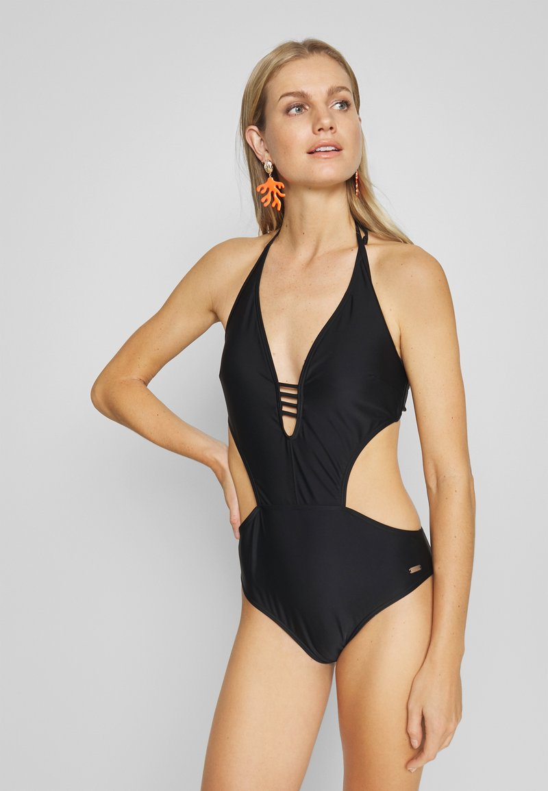 Venice Beach - SWIMSUIT - Badpak - black
