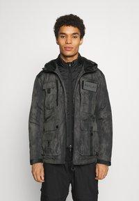 Replay - Winter jacket - black/dark grey - 0