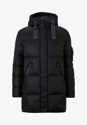 JONES - Down coat - schwarz