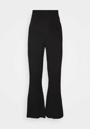 YASFIBA PANTS - Trousers - black