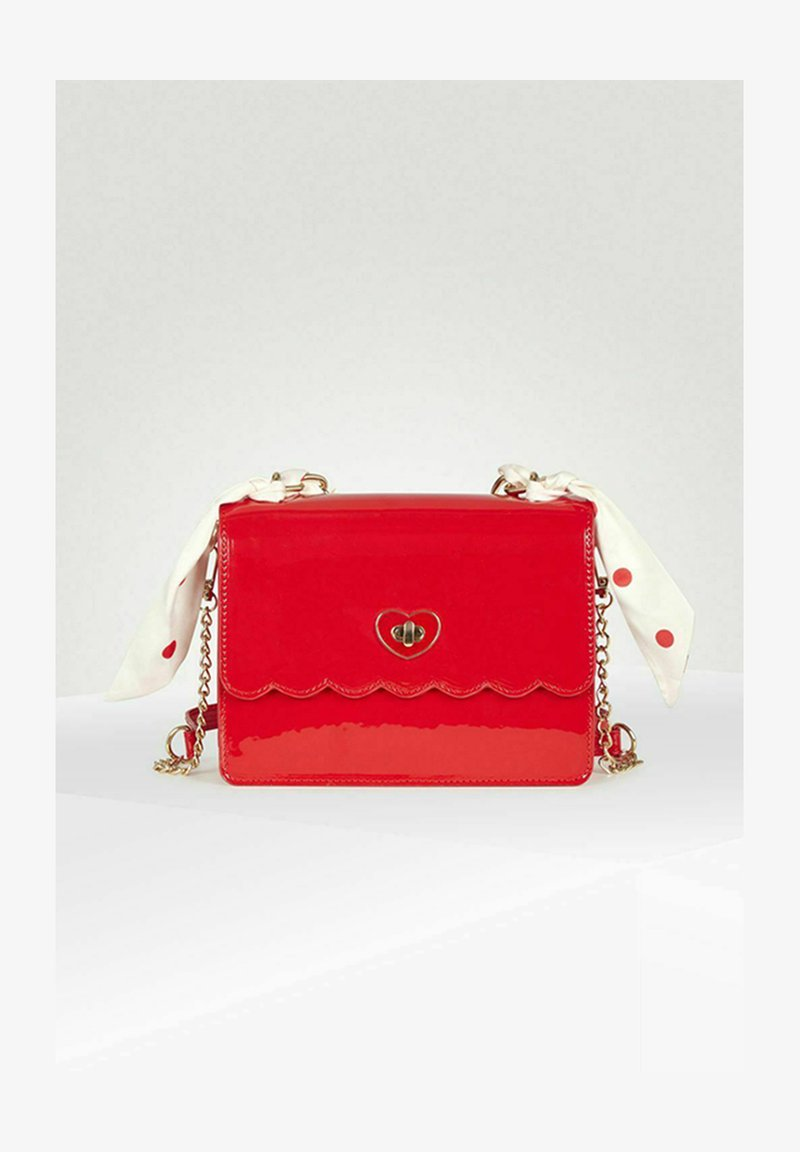 NAF NAF - Handbag - red