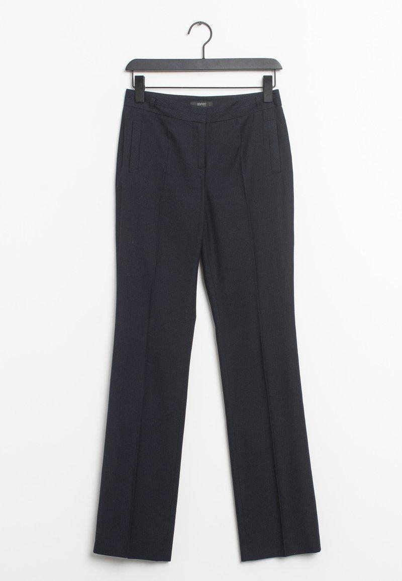 Esprit Collection - Trousers - blue