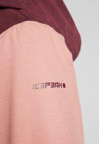 Icepeak - CAREY - Skijacke - light pink - 6